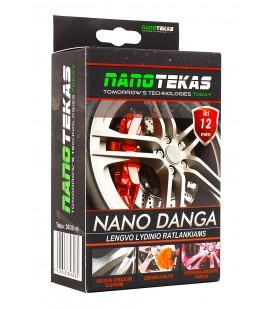 Nanodanga automobilio ratlankiams