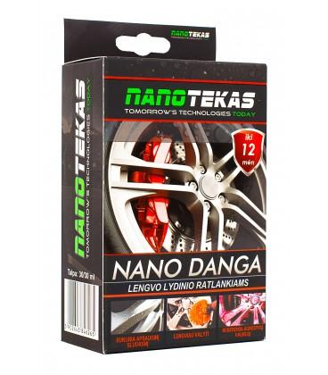 Nanodanga ratlankiams (30/30 ml)