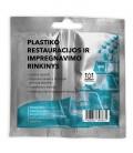 Plastiko restauracijos ir impregnavimo rinkinys (10/10 ml)