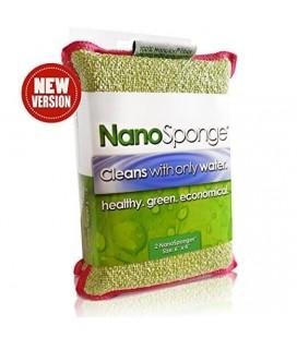Nano valymo kempinės 2 vnt (virtuvei)
