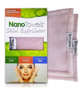 NanoTowels šveičiamoji veido šluostė 2 vnt