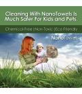 Nano šluostė [Nanolon™] SeashoreTeal