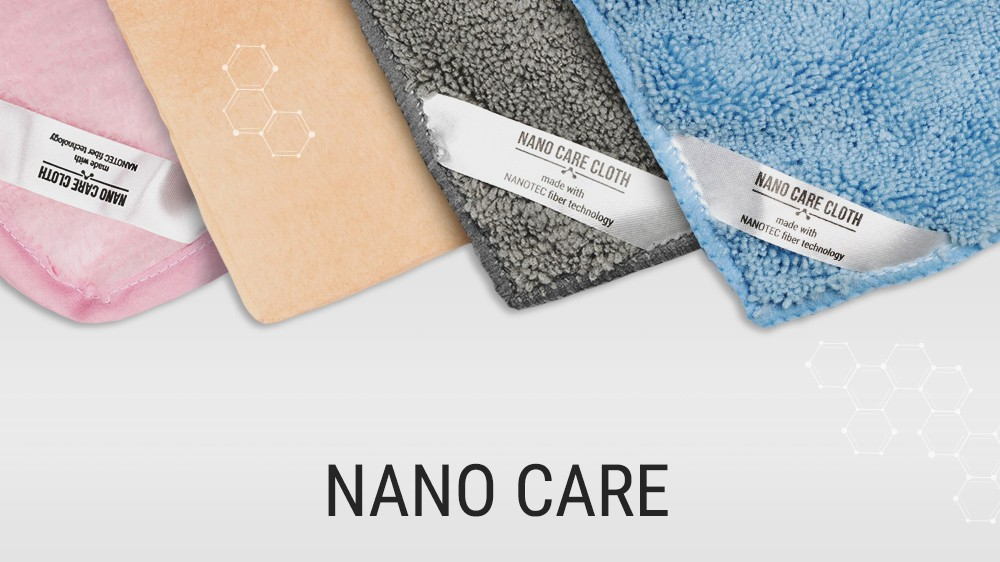 Nano Care Cloths